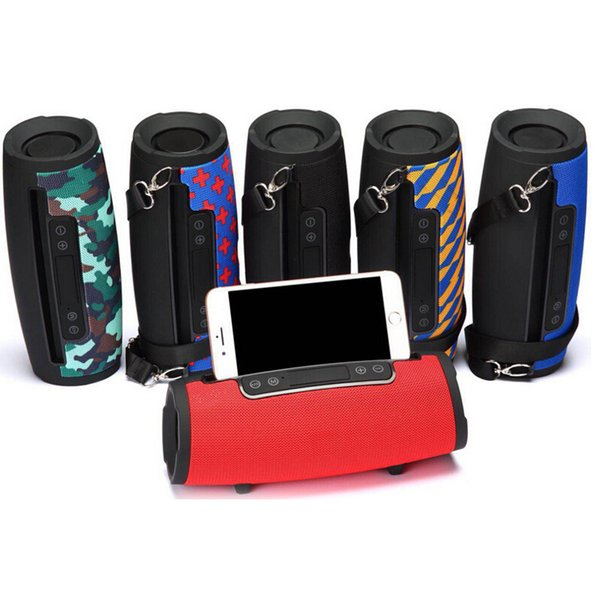 New Arrival E16 Wireless Bluetooth Speaker as Phone stand Outdoor Portable Subwoofer Mini Bluetooth Speaker