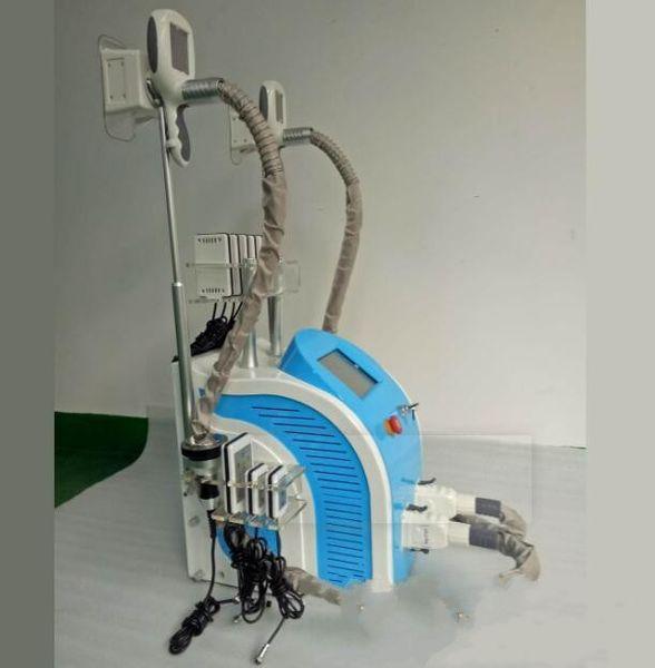 cryolipolysis machine weight loss cryolipolysis fat freezing body slimming vacuum cavitation rf beauty system laser tightening