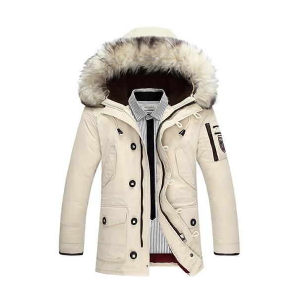 best selling Vêtements pour hommes doudoune mens designer winter coats down jacket long sleeve cardigan winter luxury jacket