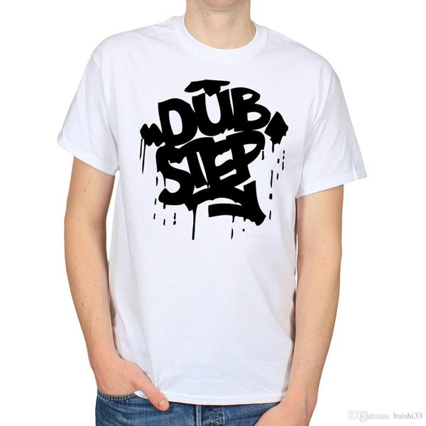 DUBSTEP TAG GRAFFITI STREET ART RAP HIP HOP MUSIC URBAN SCENE T-SHIRT TEE