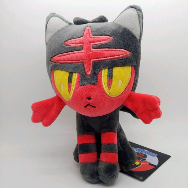New 20CM Litten Plush Doll