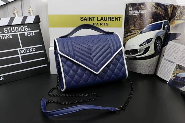 Women Bag Genuine leather top quality luxury brand designer famous shoulder bag new fashion promotional discount wholesale 222#