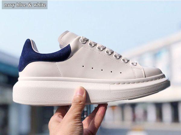 blu navy bianco