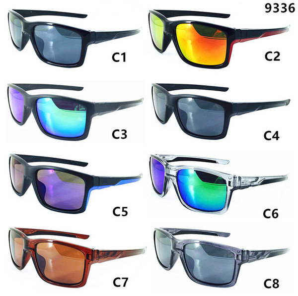 10PCS Brand Cheap Good quality Sunglasses for Men and Women Outdoor Sports Sun Glass Eyewear Designer Sunglasses 8 colors