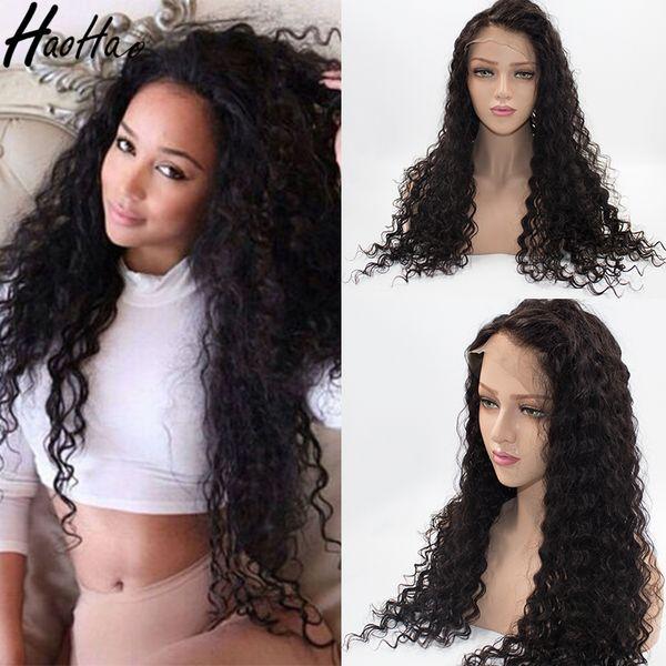 lace frontal Wig full lace wig top selling brazilian virgin human hair wigs for black women customization Free Shipping