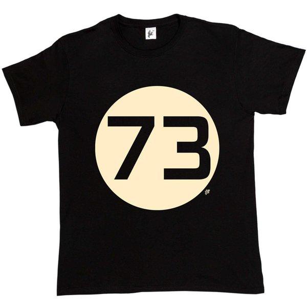 Girls T-Shirt Sheldon/'s Favourite Number 73 Seventy Three BBT Kids Boys