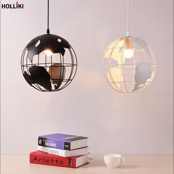 Modelo de LED Globe Lámpara de Mesa de Escritorio Diseño Artístico Minimalista Lámparas de Lectura de Ahorro de Energía para el Hogar Dormitorio Decoración Luminaria De Mesa