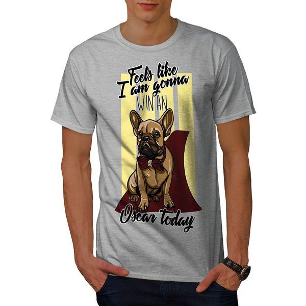 Wellcoda French Dog Bulldog Animal Mens T-shirt, 0 Graphic Design Printed Tee Cool Casual pride t shirt men Unisex New