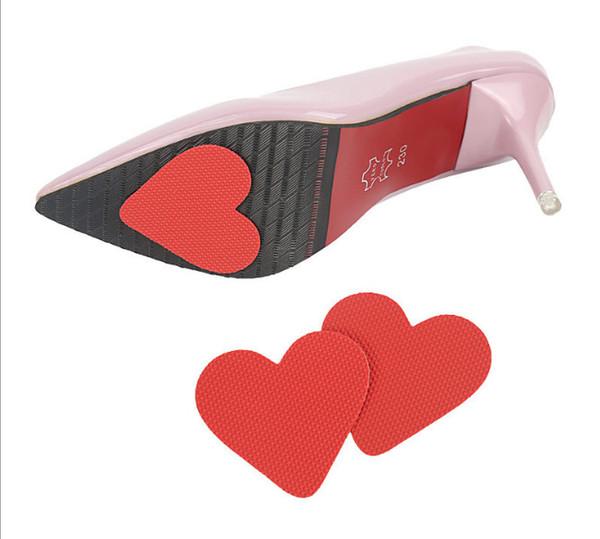 Anti-Slip Shoe Pad Non Skid Rubber Bottom Sole Grip Self-Adhesive Non-slip Rubber Sole Protector Non-skid Under