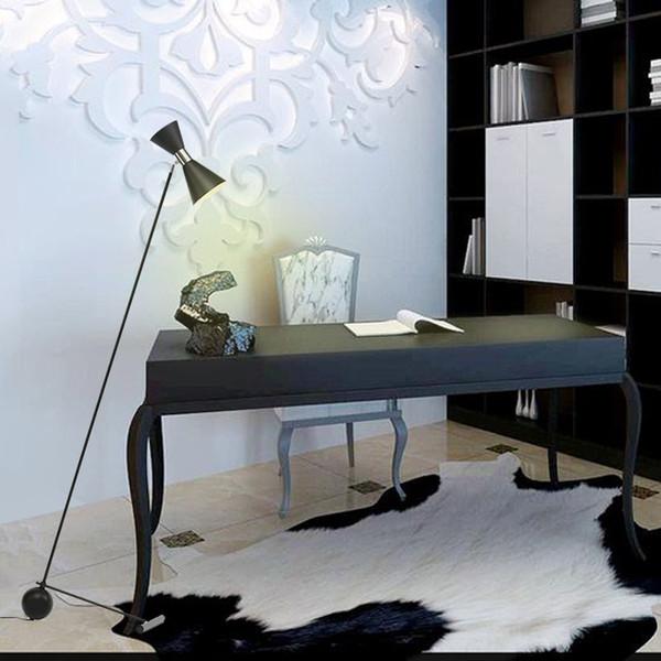 Moderne Stehleuchte Metall Lampenschirm LED Lampe Metall Schreibtischlampe E27 Hotel Beleuchtung Deko Luminaria de mesa home deocorati
