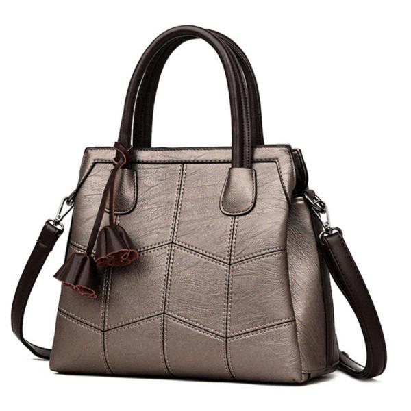 a2532404d80 Vanderwah New Luxury Handbags Women Bags Designer Leather Handbags Women  Shoulder Bag Female Crossbody Messenger Bag Sac A Main Overnight Bags Black  ...