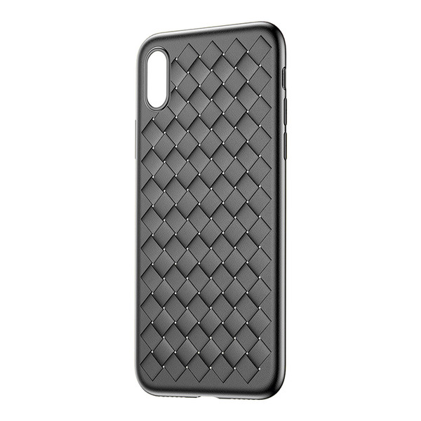 Baseus For iPhone X Case Defender BV Weaving Case Ventilate Case High Impact Hard Rugged Back Cover for iPhone X