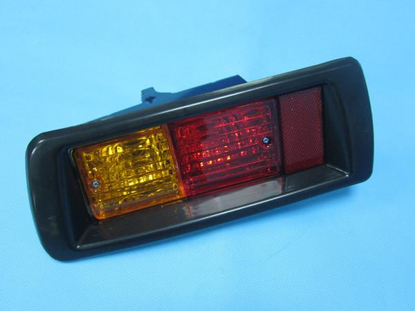 top popular Rear bumper lights reflex reflector lamp for Toyota LAND CRUISER Prado FJ90 RZJ95 RZJ90 VZJ95 KZJ95 1996 1997 1998-2002 2021