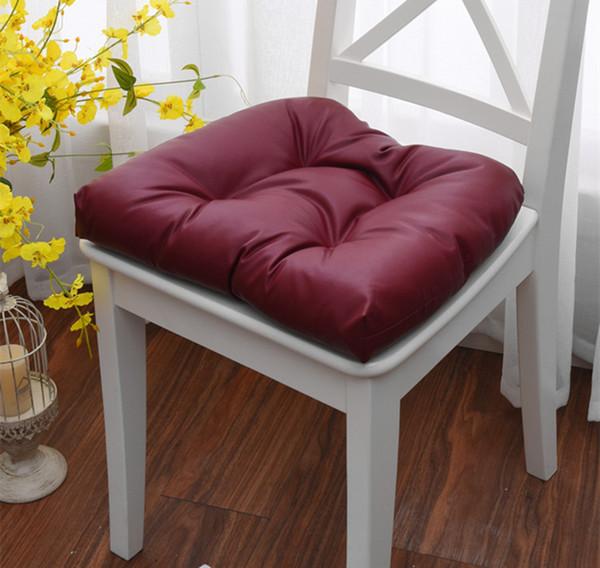 Thickened Coussin Decoration For Home Office Sofa 40x40cm Plaid Chair Cushion Mat Pad Meditation Cushions Mat Pad Seat Cushion