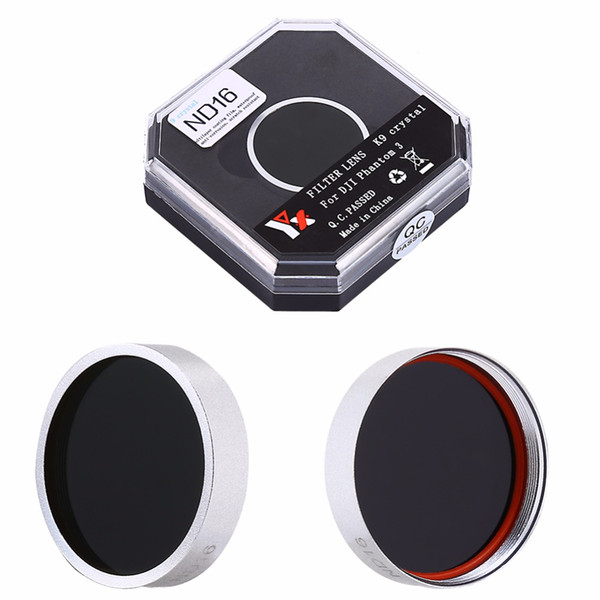 top popular Freeshipping Threaded Filter Camera Lens For DJI Phantom 3 Professional Advanced For DJI Phantom 4 2021