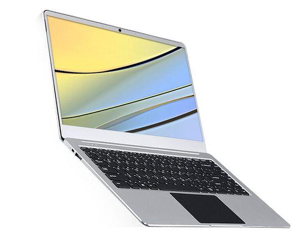 Notebook 14 inch Windows10 English Version Intel Celeron N3450 Quad Core 1.1GHz Bluetooth 6GB RAM 128GB SSD mini Laptop