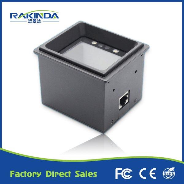 USB New Fix Mount Qr Code Pdf417 LV4500 2D Moblie Phone Ticket Checking  Engine Barcode Scanner Module Laser Printer Scanner Laser Printer With  Scanner