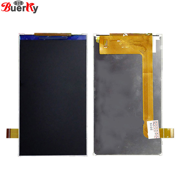 5pcs LCD Screen For Lanix Ilium S410 LCD Display Monitor Glass Digitizer sensor Replacement free shipping