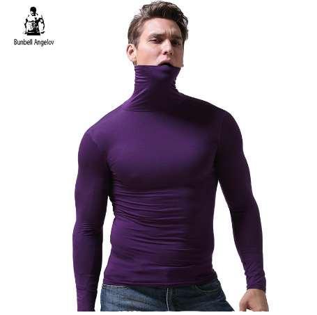 Abbigliamento termico Uomo Long Johns Warm Warm Autunno / Inverno Modal Thermo Underwear Traspirante Sottile Sezione New