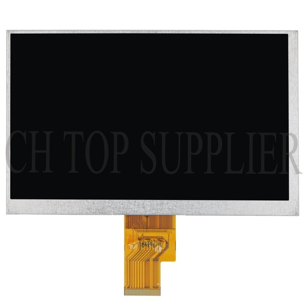"""LCD Display Screen Panel Replacement 7"""" inch TABLET TXDT700SPL-28 6150a28 1024*600 Digital Viewing Frame Free Shipping"""