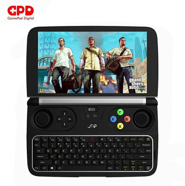 GPD WIN 2 Intel Core m3-7Y30 Quad core 6.0 Em GamePad Tablet Windows 10 8G / 128G