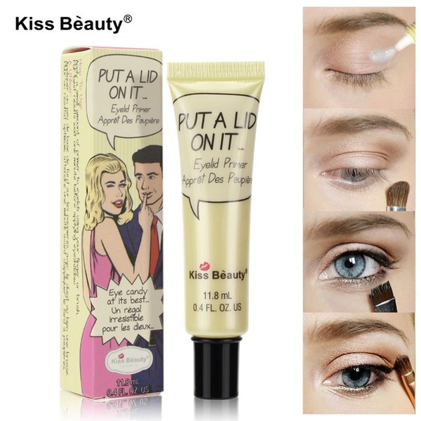 Ombretto Primer Base Matte Invisible Enhance Eyes Makeup Il suo miglior Enhance Concealer Dark Circle Vibrant Palpebra Cream