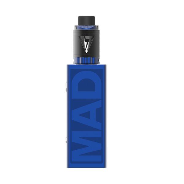 Nueva llegada Original Desire Mad Mod 108W TC Kit con 3 ml M-Tank atomizador 0.96-inch OLED Screen top recambio diseño ecig vape kit