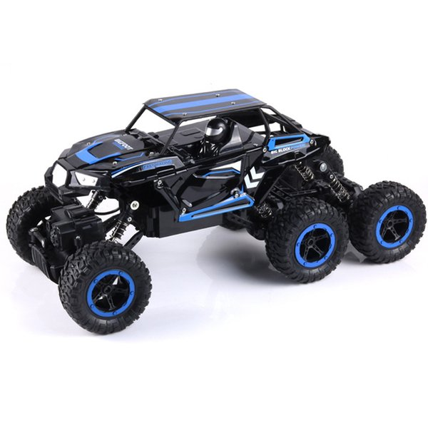 34cm Large 1:12 6WD RC Cars Updated Version 2.4GHZ Radio Control RC Cars Buggy 2018 High speed Off-Road Trucks Toys for Children