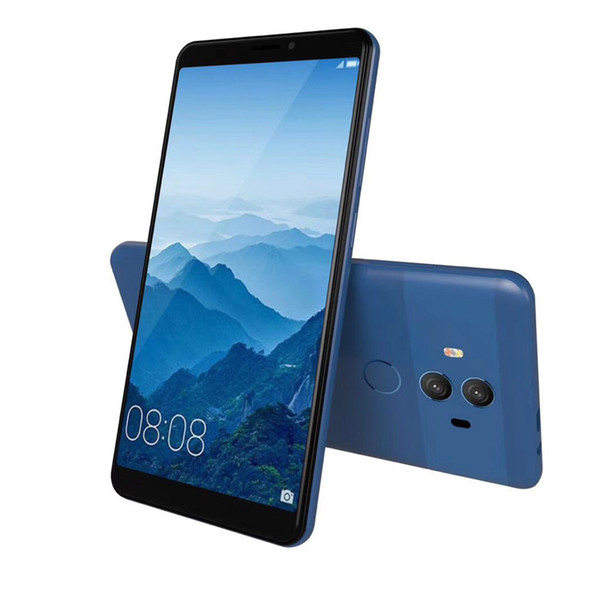K10 pro 5.72 Inch 18:9 Phone MTk6572 Dual Core 512MB RAM 512MB ROM Smart Phone With Black Gold blue Red Colors In Stock Factory Directly