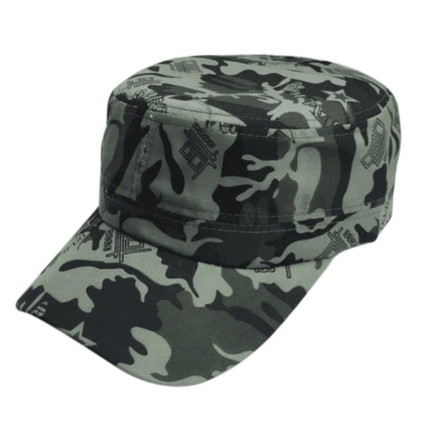 snowsong # 5003 freeshippng Men Women Camouflage Outdoor Climbing Baseball Cap Hip Hop Dance Hat Cap