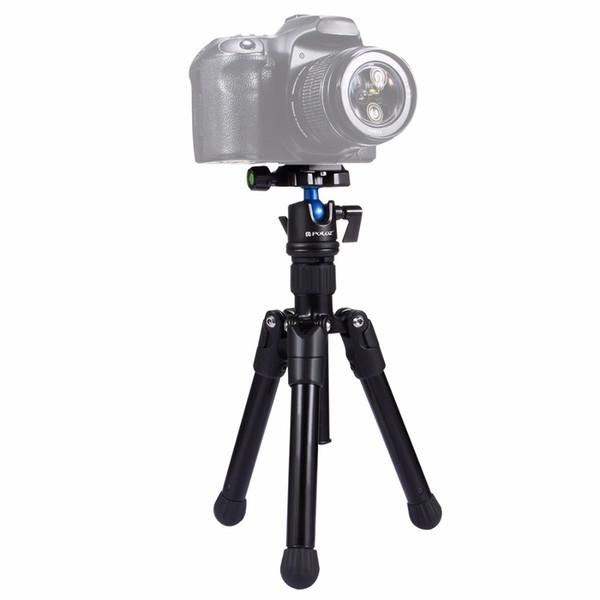 PULUZ Professionelle Mini Stativ Tragbare Licht Fotografie Stativ Stehen Makro Fotografie Ausrüstung