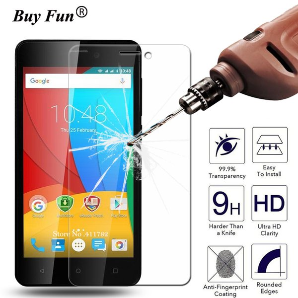 Tempered Glass Screen Protector For Prestigio Wize N3 3507 Duo Film 9H 2.5D Screen Guard Mobile Phone Protective Films Case