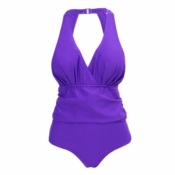 Sexy One Piece Swimsuit Women Summer Beachwear Vintage Mesh Swimwear Bathing Suits Bodysuit Monokini Plus Size 2XL- 5XL