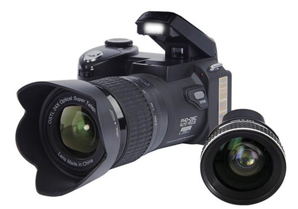 2017New поло PROTAX цифровой D7100 камеры 33MP полный hd1080p 24х оптическим зумом, автофокусом п