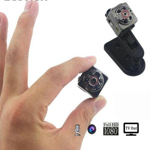 SQ8 Smart Nachtsicht 1080P HD Super Mini Kamera Bewegungserkennung Digital Cam Mini Camcorder Wireless Action DV Unterstützung TF-Karte