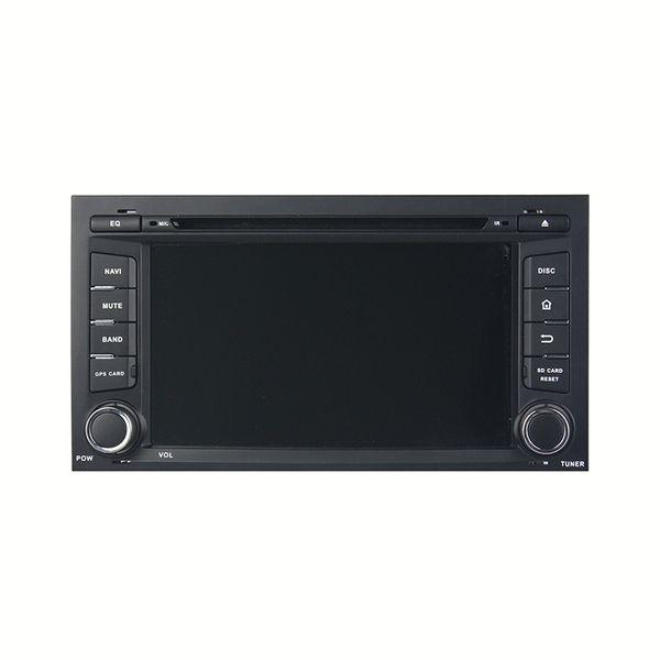 Car DVD player per Seat LEON 2014 7inch 2GB RAM Octa core Andriod 6.0 con GPS, Controllo del volante, Bluetooth, Radio