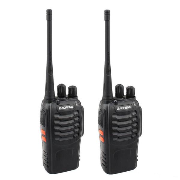 Baofeng Walkie Talkie Long Range 2 Way Radio UHF 400-470MHZ 16CH BF-888S