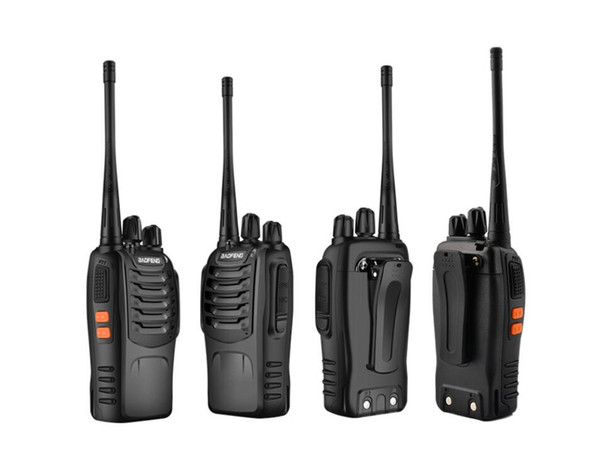 Baofeng BF-888S UHF 400-470MHz 2800 mAh Two-Way Radio Transcevier