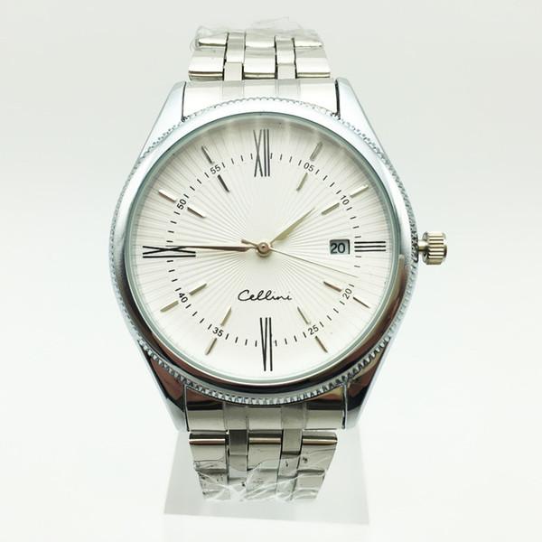 유명 석영 남성 시계 브랜드 최고 럭셔리 남자 비즈니스 군사 손목 시계 전체 철강 남성 스포츠 시계 방수 디자이너 남성 시계