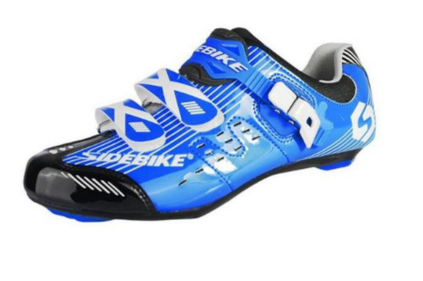 2018 Sidebike Respirant En Plein Air Athlétique Chaussures De Vélo Route Vélo Chaussures Bicycle Racing Chaussures Ciclismo Zapatos Fast ship