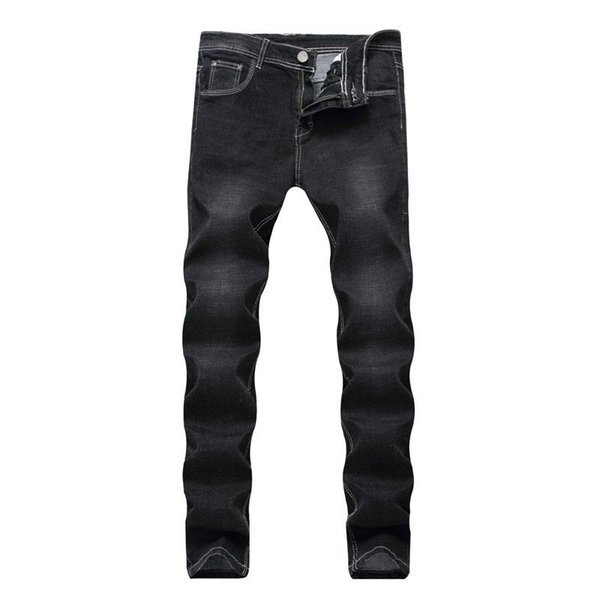 Men ' ;S Black Skinny Jeans Fashion Designer Mens Shorts Jeans Slim Motorcycle Moto Biker Causal Mens Denim Jeans
