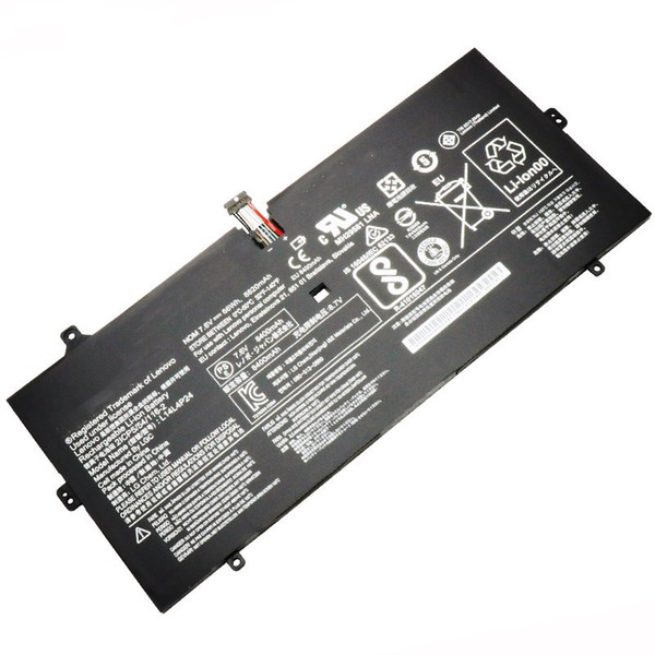 New Replacement L14L4P24 L14M4P24 5B10H43261 Laptop Battery for Lenovo YOGA 4 PRO YOGA 900-13ISK 7.6V 66WH 8820MAH 4 CELL
