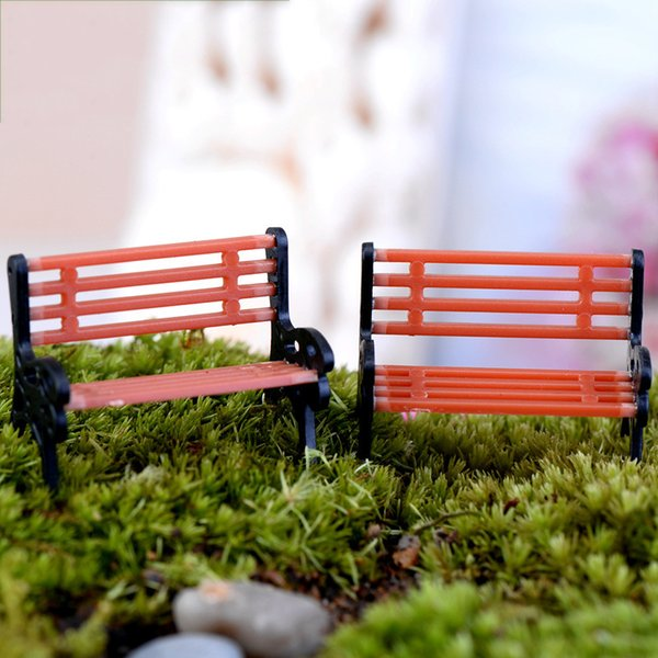 Stupendous 2019 Mini Garden Ornament Miniature Park Bench Craft Fairy Dollhouse Decor Outdoor Forestwoods From Foc Timmy 40 19 Dhgate Com Camellatalisay Diy Chair Ideas Camellatalisaycom