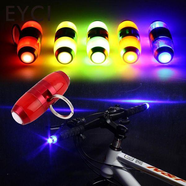 Bicicletta Attenzione Lampada 6 Colore fanale posteriore Ciclismo