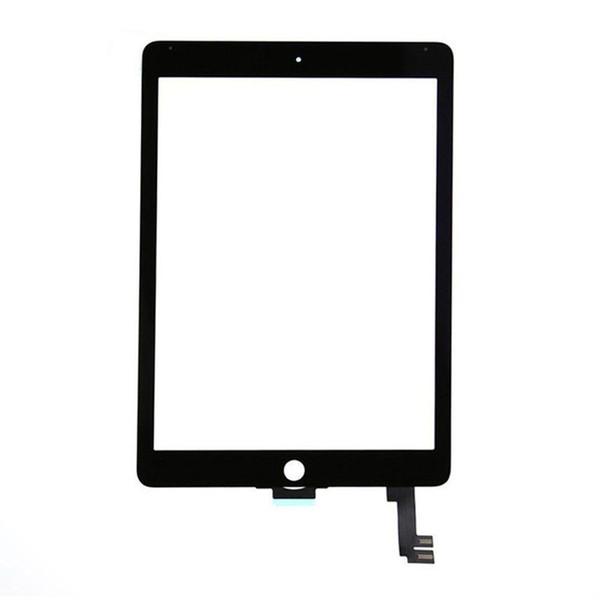 Yüksek kalite ile ipad hava 2 6 Dokunmatik Ekran Cam Panel Sayısallaştırıcı Düğmeler Yapıştırıcı tutkal Meclisi iPad Hava için ipad 2 3 4 5 mini 120 adet