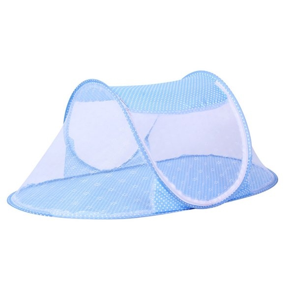 2018 hot sael summer Portable Baby Crib Tent Multi-Function Cradle Bed Infant Foldable Mosquito Net home supplies #0611