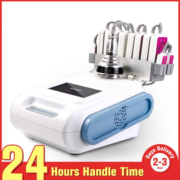 635nm-650nm Diode Lipo Laser 160mw Laser LLLT Lipolysis Body Slimming Ultrasonic Cavitation RF Massage Beauty Machine
