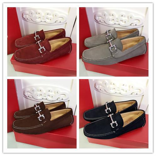 Zapatos de vestir para hombres, cuero de vaca, personaje de negocios debe ser necesario Cuatro colores de gama alta, hombres de estilo británico al por mayor tamaño 38-44 EUR