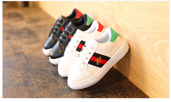 Sport Herbst Schuhe Casual Mode Marke 2018 Von Jungen Kinder Leder Sommer Großhandel Turnschuhe T51lKuc3FJ