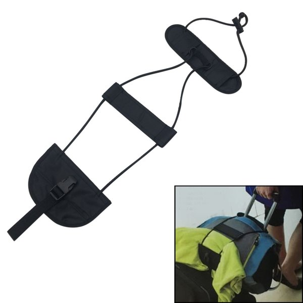 Bungee Strap Usefull Home Supplies Portable Cords Add A Bag Strap Travel Luggage Suitcase Adjustable Belt Carry On